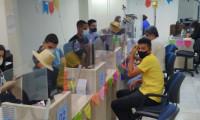 Mais de 2 mil serviços foram realizados no primeiro mês de atendimento do DETRAN/TO no Palmas Shopping