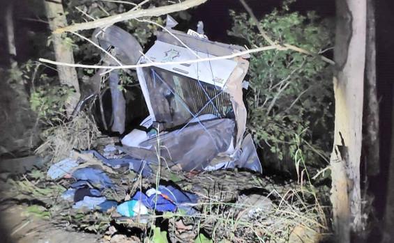 Socorristas do Corpo de Bombeiros Militar atendem acidentes com vítimas em Cariri e em Palmas