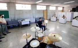 Polícia Militar dá início à prova instrumental para o Quadro de Músicos do concurso
