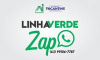 Naturatins lança o canal Linha Verde Zap para denúncia de crime ambiental no Tocantins