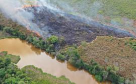 Naturatins suspende até novembro as emissões e a vigência de autorizações de queima controlada no Tocantins