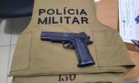 Polícia Militar apreende adolescente em Gurupi por tentativa de roubo utilizando simulacro de arma de fogo
