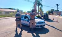 Autor de roubo a residência é preso em flagrante por policiais militares em Pium