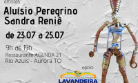 """Com apoio da Adetuc, Rio Azuis, em Aurora do Tocantins, abrigará exposição """"Os Peregrinos Arte Urbana"""""""