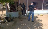 Polícia Civil do Tocantins prende receptador, recupera veículo e apreende objetos e munições, em Filadélfia