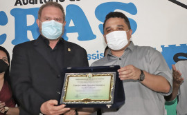 Governador Mauro Carlesse é Cidadão Honorário de Sítio Novo do Tocantins