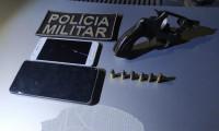 Polícia Militar prende homem por porte ilegal de arma de fogo em Gurupi