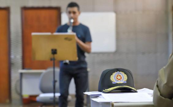 Polícia Militar conclui etapa prática instrumental dos candidatos à Praças Especialistas do concurso