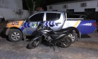 Polícia Militar prende autor de adulteração de sinal de veículo automotor em Arraias