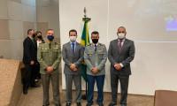 Em Brasília, Polícia Militar e Corpo de Bombeiros participam do lançamento do Plano Integrado de Combate a Incêndios