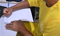Pessoas privadas de liberdade usam cartas para se comunicar com a família e trocar afetividade
