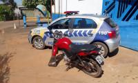 Veículo com restrição de furto e roubo há mais de quatro anos é recuperado pela PM em Palmeirópolis