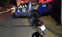 Dupla de infratores que transitava com veículo furtado e simulacro de arma de fogo é apreendida pela PM em Araguaína