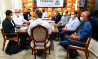 Empresas apresentam para Seagro projeto de implantação de Polo de Fertilizantes em Palmeirante