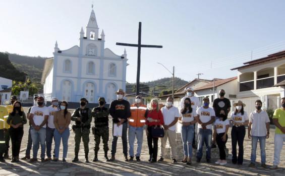 Foco no Fogo leva orientações aos moradores da região sudeste do Tocantins