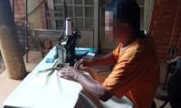 Unidades Penais do Estado promovem ações de trabalho no ramo da costura
