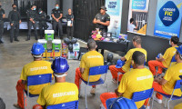 Custodiados iniciam curso de Pintura Imobiliária na Unidade Penal de Paraíso do Tocantins