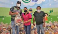Governo do Tocantins entrega, em 22 municípios tocantinenses, mais de 66 toneladas de alimentos às famílias impactadas pela pandemia da Covid-19