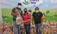 Governo do Tocantins entrega mais de 66 toneladas em alimentos às famílias impactadas em 22 municípios tocantinenses