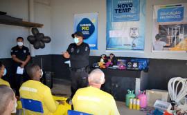 Cidadania e Justiça abre turma para o curso de Mecânico de Refrigeração e Climatização Residencial na Unidade Penal de Formoso do Araguaia