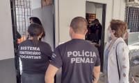 Unidade Penal Feminina de Palmas recebe visita de representantes da OAB Tocantins para alinhar ações
