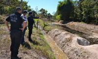 Superintendente do Sistema Penal realiza visita técnica na Fazenda Agropecuária Penal de Cariri do Tocantins