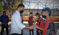 Torneio de Futebol do Case termina com premiação feita pelo secretário da Cidadania e Justiça