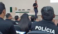 Academia Itinerante promove cursos de forma integrada para as forças de segurança do Tocantins