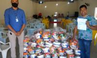 Governo do Tocantins atende mais de 6 mil famílias com cestas de alimentos em 25 municípios do Estado
