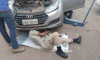 Polícia Militar recupera dois veículos com registro de furto e roubo em Gurupi no final de semana