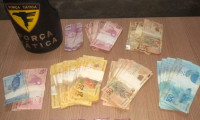 Polícia Militar recupera veículo e prende três pessoas por receptação e tráfico de drogas em Caseara e Monte Santo