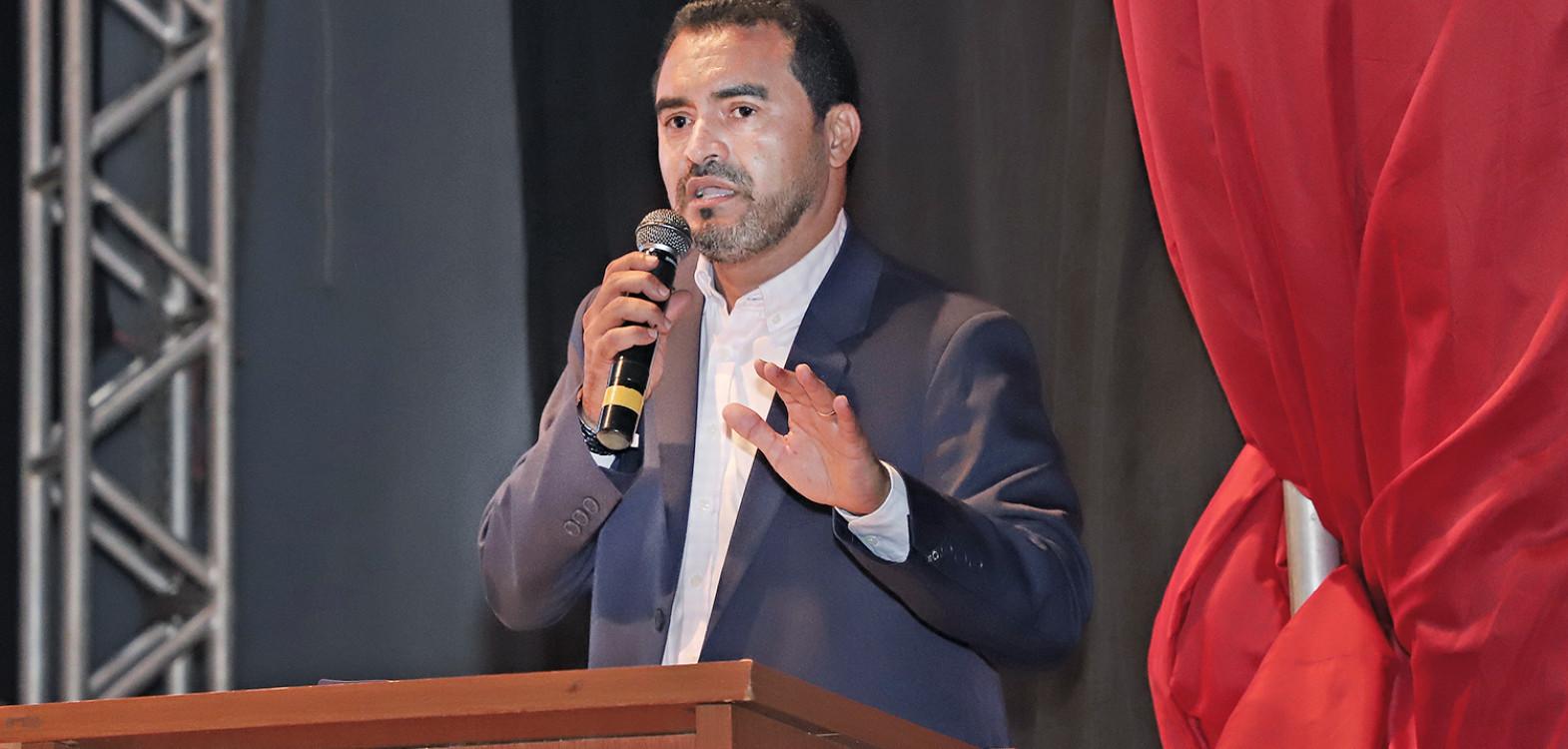 Vice-governador participa do início das atividades da Unirg Câmpus de Paraíso