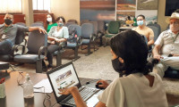 Secretaria de Meio Ambiente do Tocantins apresenta sistema de gestão ambiental a técnicos do Amapá