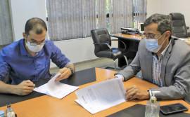 Naturatins e Unicatólica assinam Acordo de Cooperação Técnica com foco no manejo da fauna silvestre