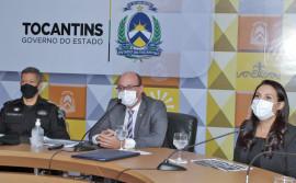 Atuação integrada das forças de segurança do Governo do Tocantins resulta em queda nos índices de criminalidade no Estado