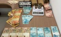 2ª Divisão de Narcóticos da Polícia Civil apreende quase 5kg de maconha e prende três pessoas suspeitas por tráfico de drogas em Araguaína