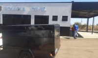 Em Palmas, Polícia Civil recupera carretinha furtada em Taquaralto