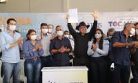 Adriana Aguiar participa do lançamento do vestibular de Medicina da Unitins em Augustinópolis