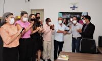 Tocantínia e Lajeado receberam Núcleos do Instituto de Identificação nesta quinta-feira, 05