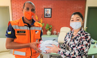Secretaria do Meio Ambiente entrega equipamentos de proteção individual à Defesa Civil
