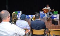 Por meio da Adetuc, municípios recebem instrumentos musicais do Prêmio Funarte