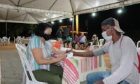 Governo do Tocantins oferta suporte para descanso e cuidados com a saúde aos romeiros do Senhor do Bonfim