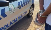 Homem com mandado de prisão em aberto é preso pela PM em Porto Nacional
