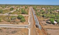 Governo do Tocantins conclui pavimentação das avenidas do Jardim Taquari