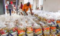 Governo do Tocantins entrega mais de 140 toneladas de alimentos em 44 cidades tocantinenses