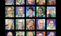 Com apoio da Adetuc, exposição de pintura digital homenageia personalidades históricas do Tocantins