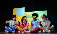 """Espetáculo teatral """"Giringonça"""", com apoio da Adetuc, segue com apresentação até sexta-feira, 27"""
