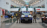 PM realiza exposição de viaturas e apresenta ações desenvolvidas pela Corporação