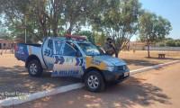 Homem é preso em Formoso do Araguaia pela PM, em cumprimento de mandado de prisão.