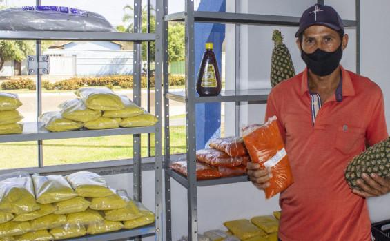 Centrais de Distribuição do Compra Direta começam a ser reestruturadas nos municípios tocantinenses